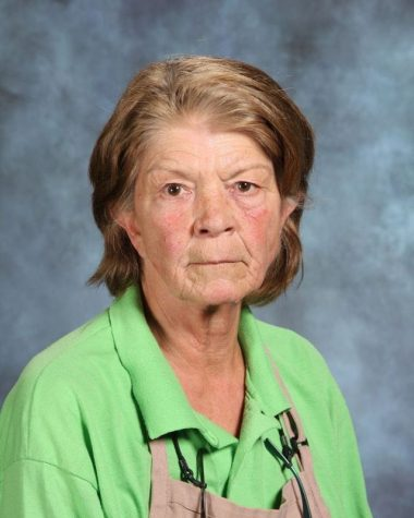 Mary Bragg, Food Service Worker