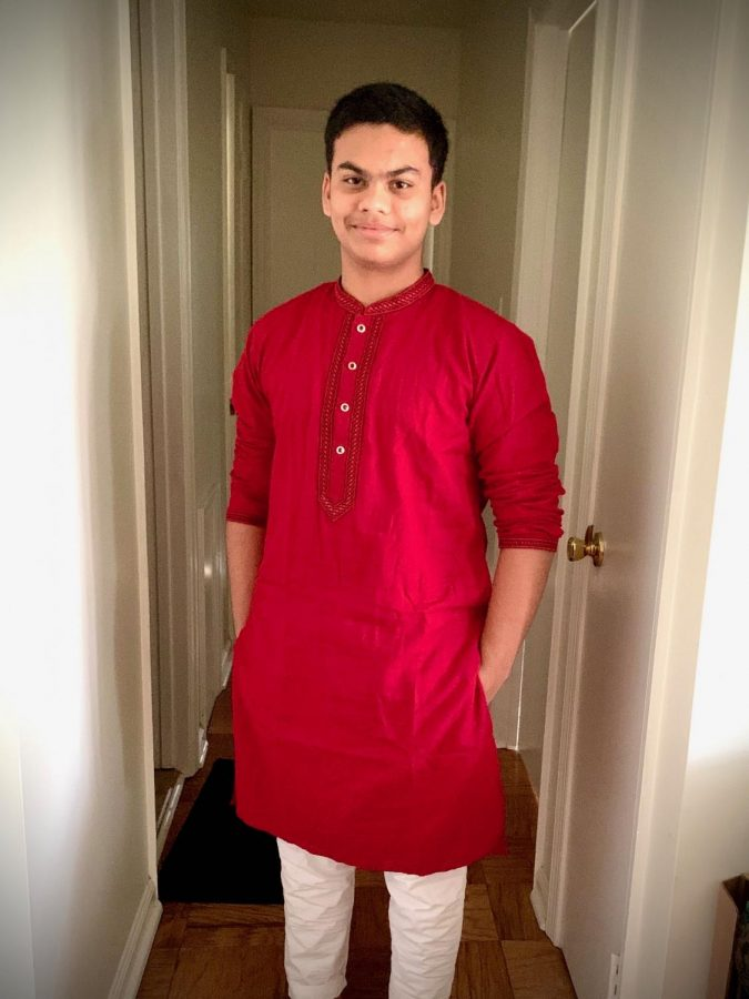 Adjusting to American culture, sophomore Abdul Aziz moved to Virginia from Bangladesh a year and a half ago.