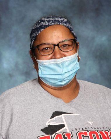 Debbie Siders, Food Service Worker