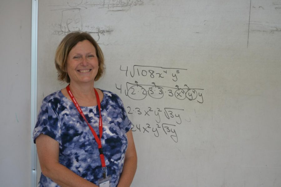 Kim+Rainess+goal+is+to+help+her+students+see+the+beauty+within+mathematics.