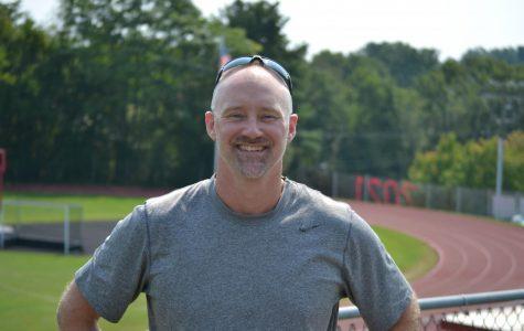 Mark Scott, New Gym Coach
