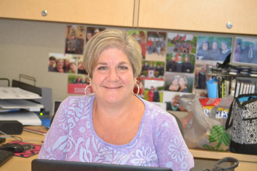 Diana+Story+can+be+found+in+her+office+ready+to+assist+those+in+need.