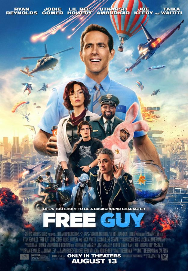 Free+Guy+was+released+in+theaters+on+August+13.