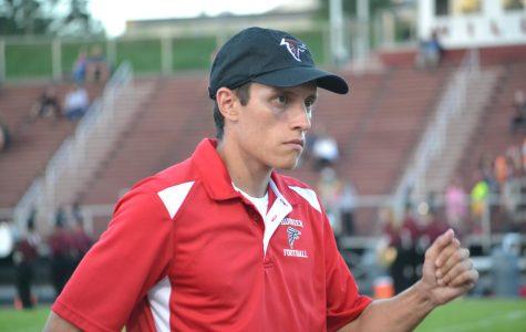 Nick Rivera, New Football Coach